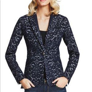 Plush Cabi Jacquard Jacket Style # 109